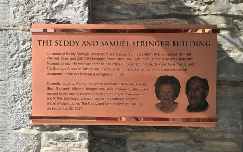 etched copper plaque for outside commemorative dedication wall